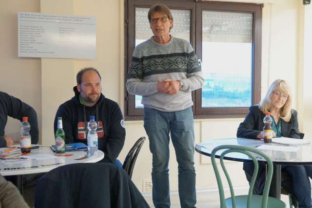 Lothar Hage, Supermoto Club Bodensee