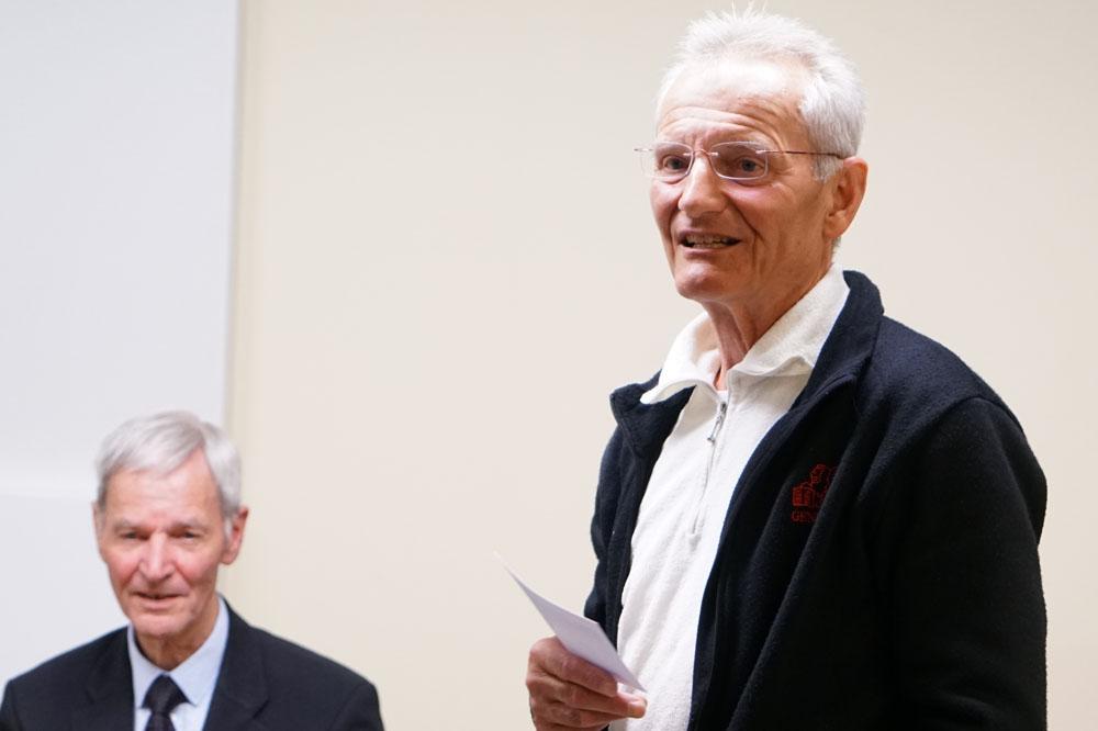Franz Schmid, Ehrenmitglied
