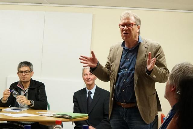 Dieter Franke, ADAC-Justitiar